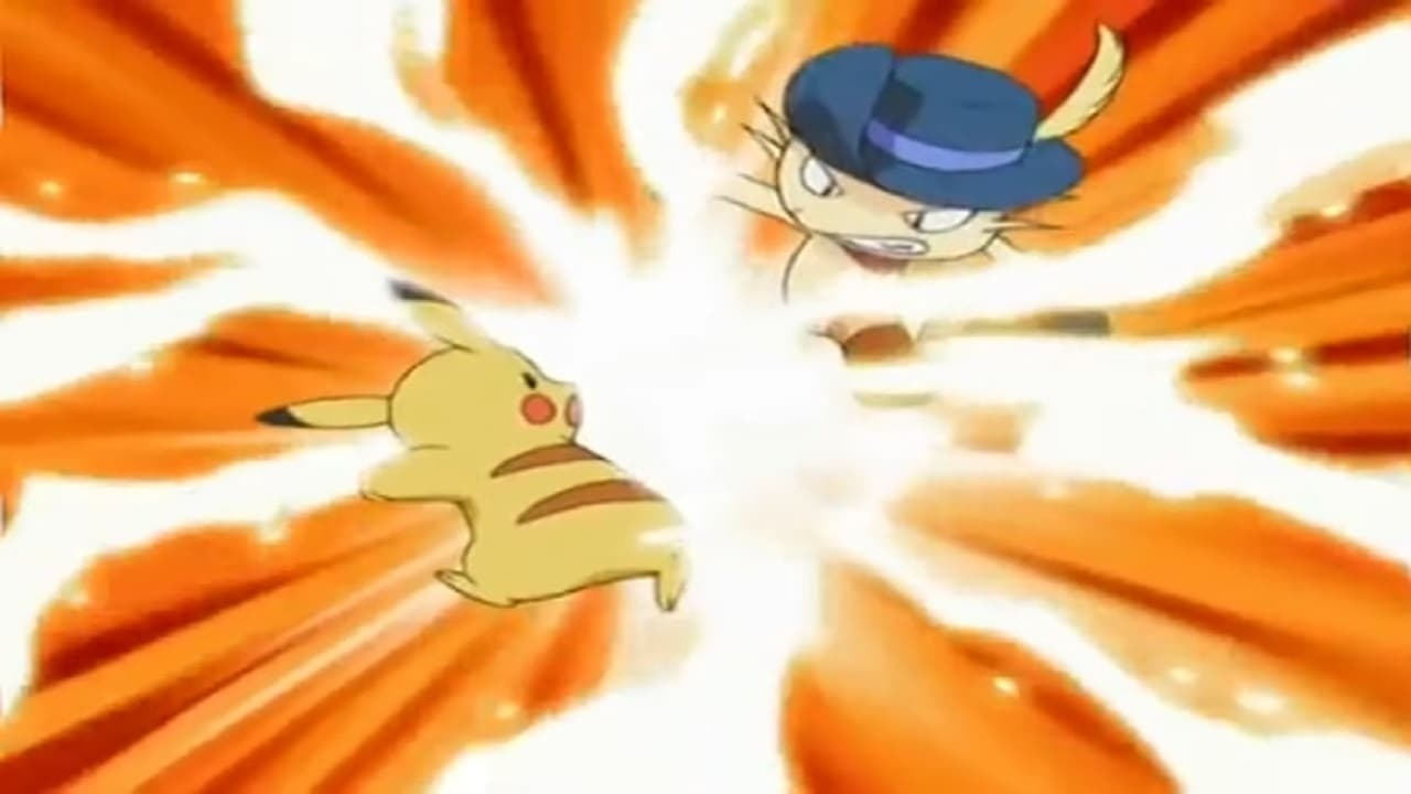 Pokémon Season 8 :Episode 39  At the End of the Fray