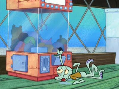 SpongeBob SquarePants Season 4 :Episode 5  Have You Seen This Snail?