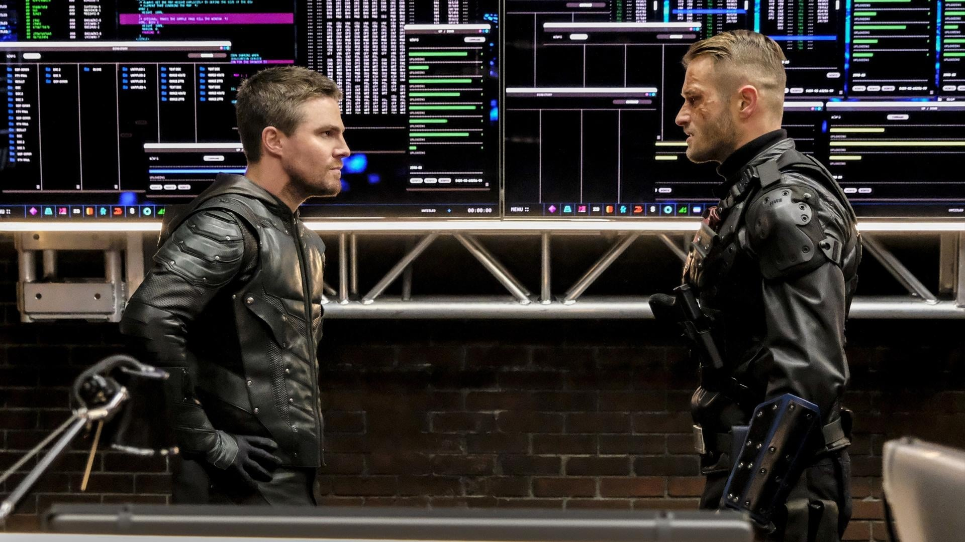 Arrow Season 6 :Episode 12  All for Nothing