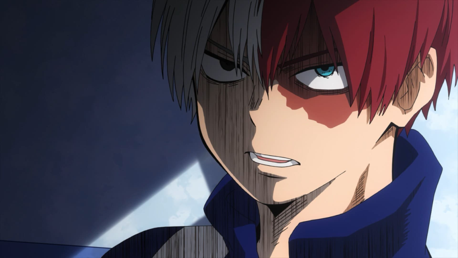 My Hero Academia Season 2 :Episode 6  The Boy Born With Everything