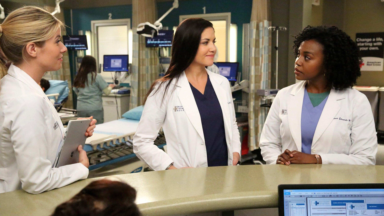 Grey's Anatomy - Season 13 Episode 13 : It Only Gets Much Worse