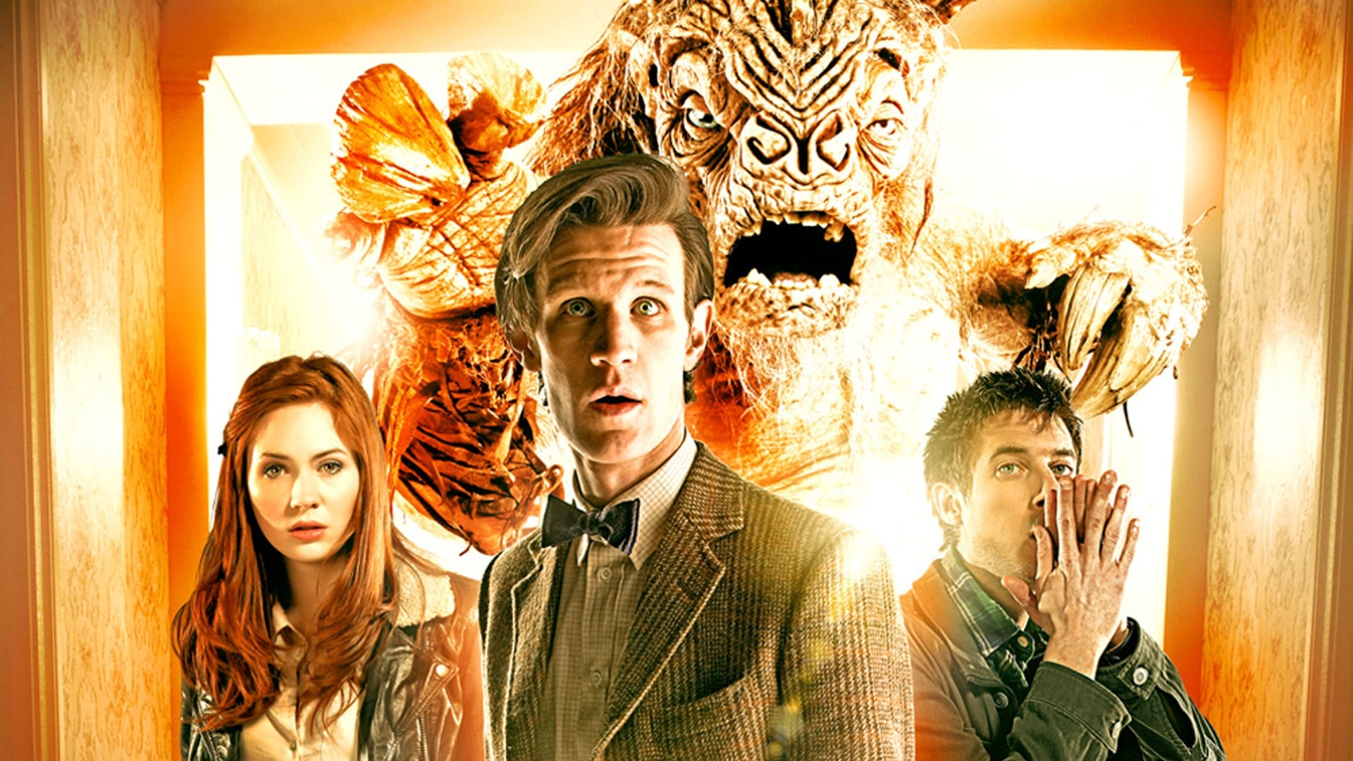 Doctor Who Season 6 :Episode 11  The God Complex