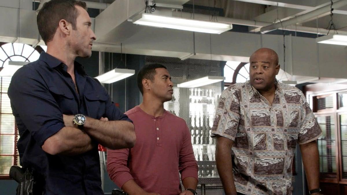 Hawaii Five-0 - Season 9 Episode 19 : Pupuhi ka he'e o kai uli (The Octopus of the Deep Spews its Ink)