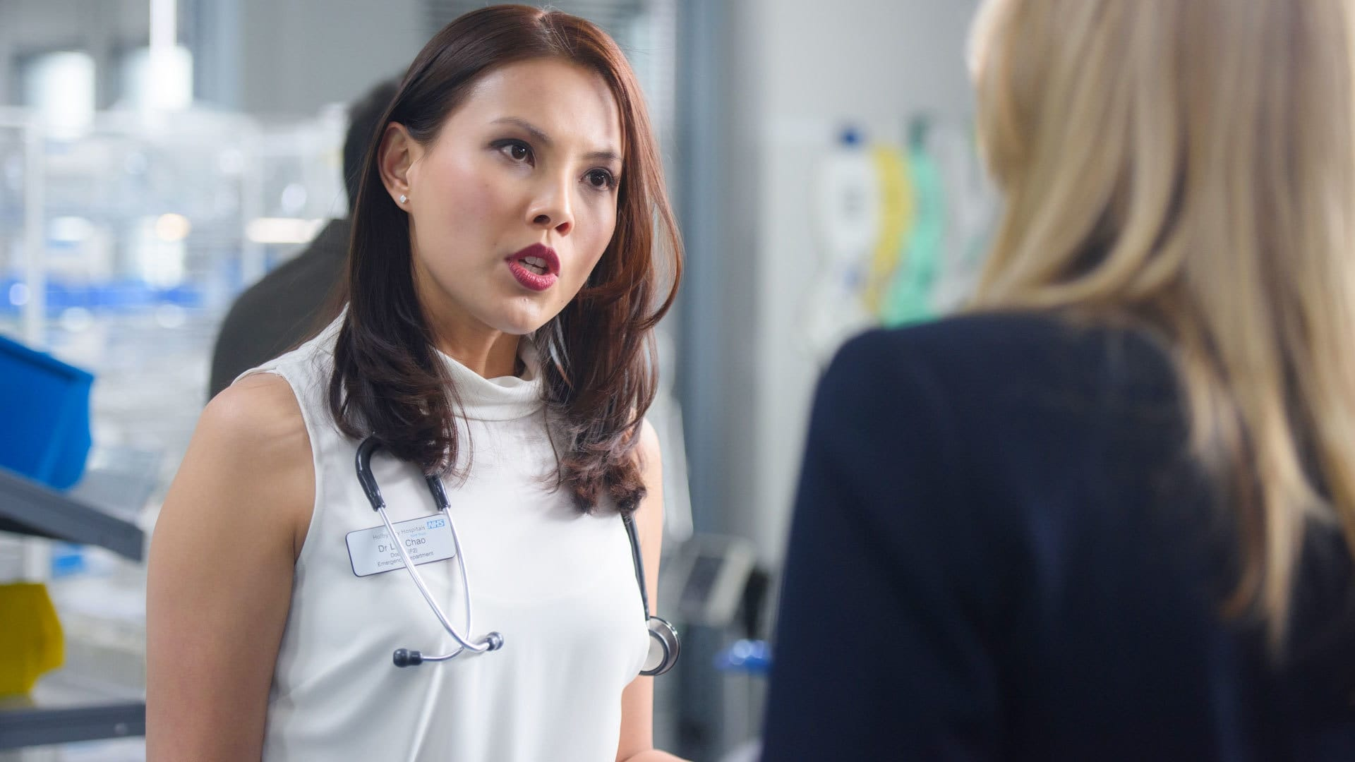 Casualty - Season 29 Episode 45 : Forsaking All Others, Part One