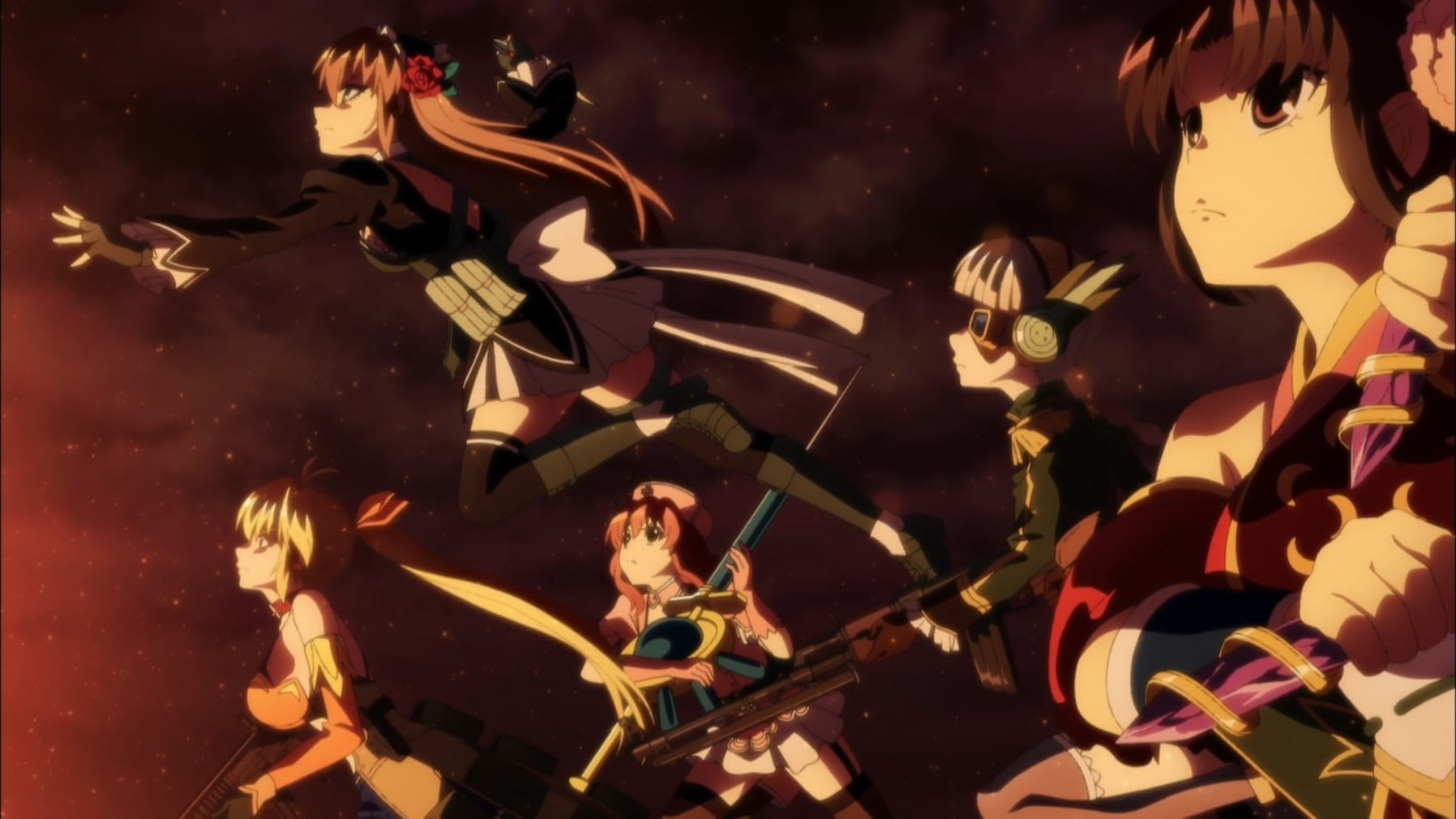 Magical Girl Spec-Ops Asuka
