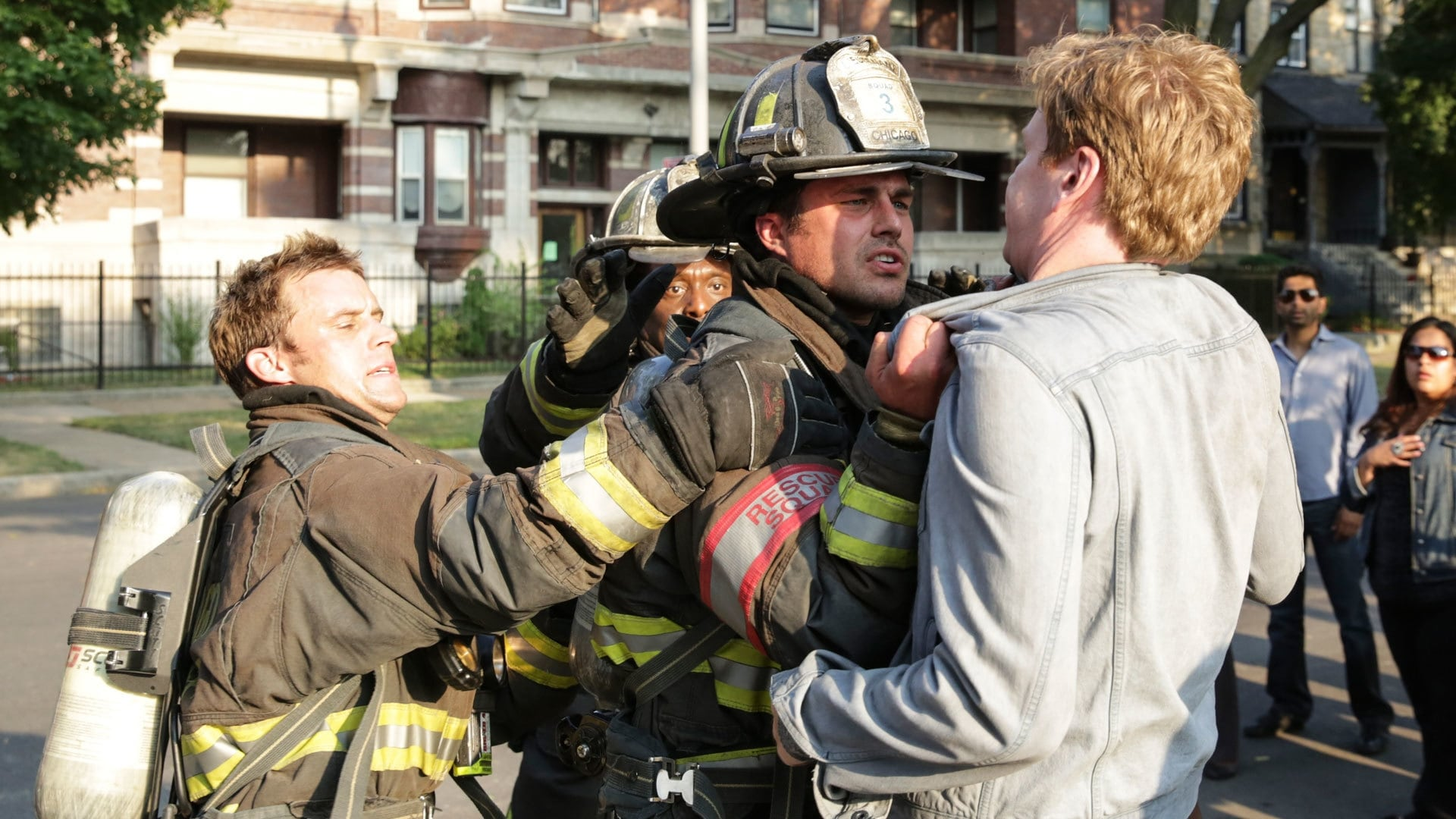 Chicago Fire Season 2 :Episode 3  Streitkräfte