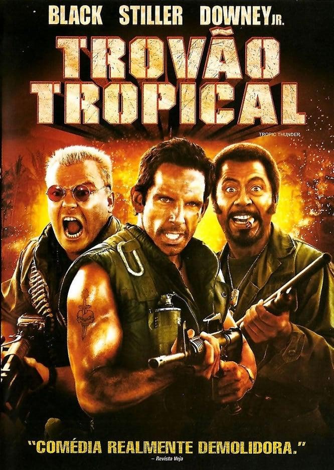 Tropic thunder watch full movie