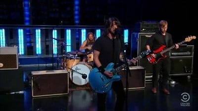 The Daily Show with Trevor Noah Season 16 :Episode 49  Foo Fighters