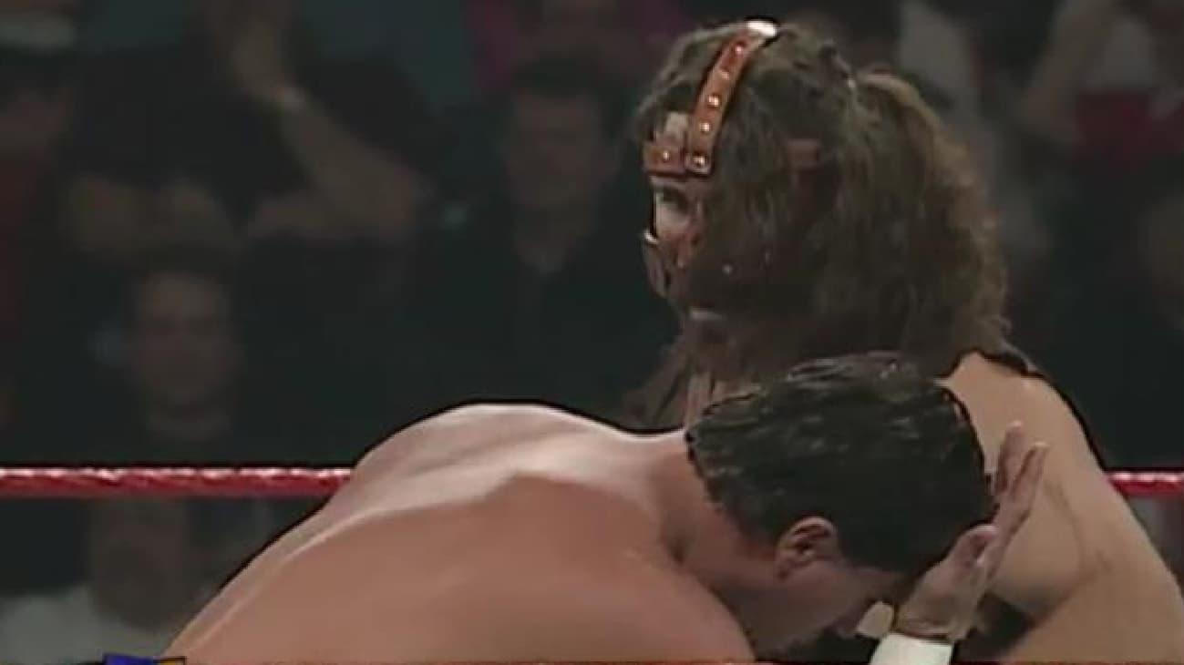 WWE Raw Season 4 :Episode 18  RAW 158