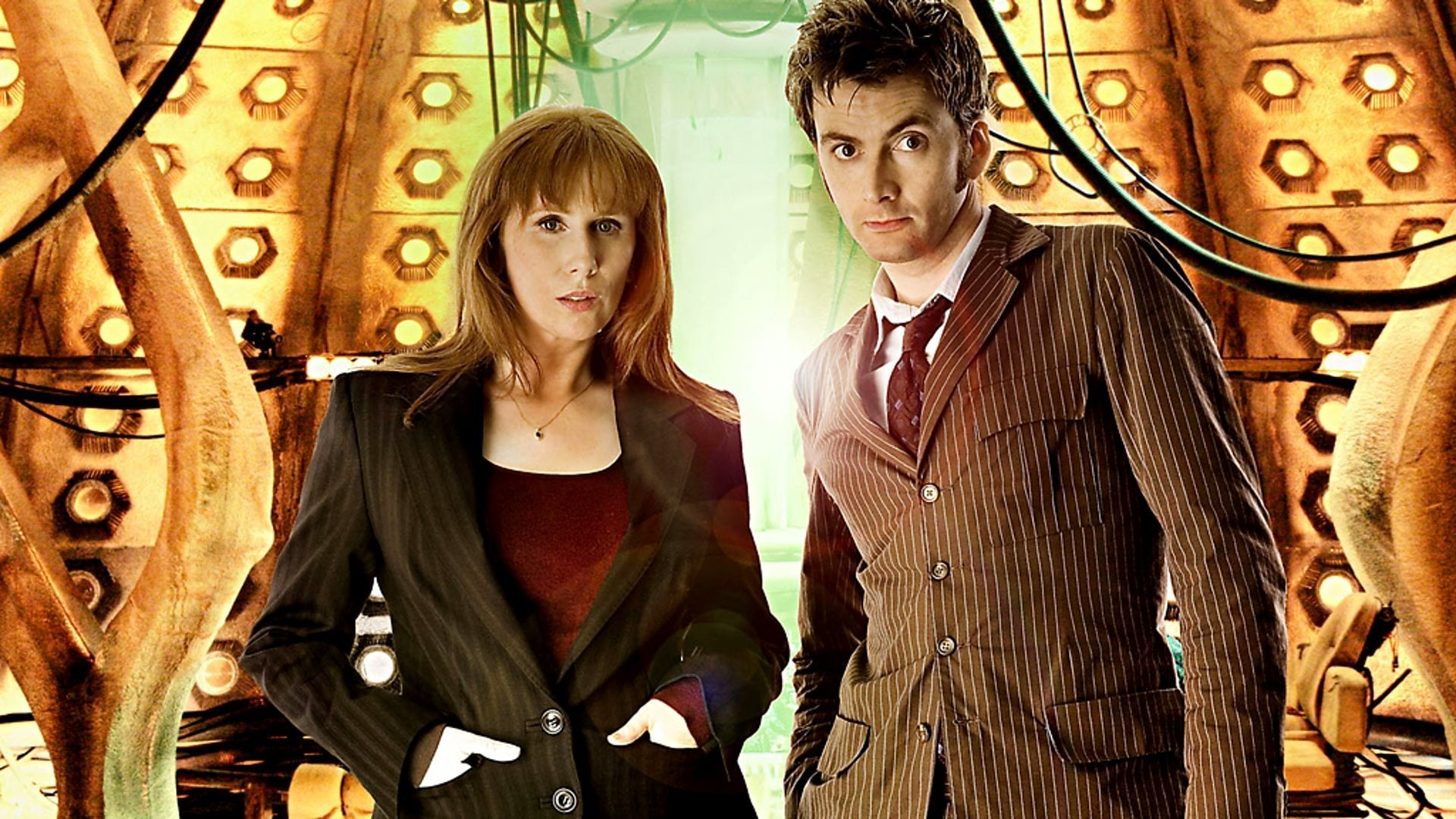 Doctor Who Season 4 :Episode 1  Partners in Crime