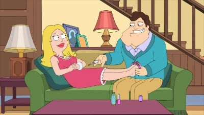 American Dad! Season 9 :Episode 16  The Boring Identity