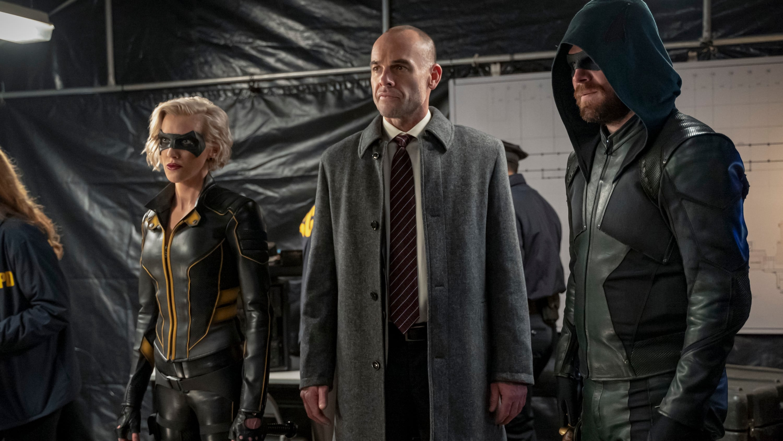 Arrow Season 8 :Episode 6  Reset
