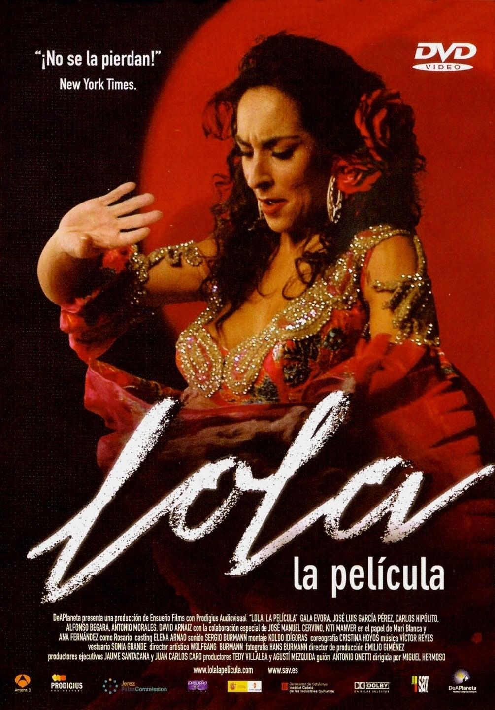 Póster Lola, la película