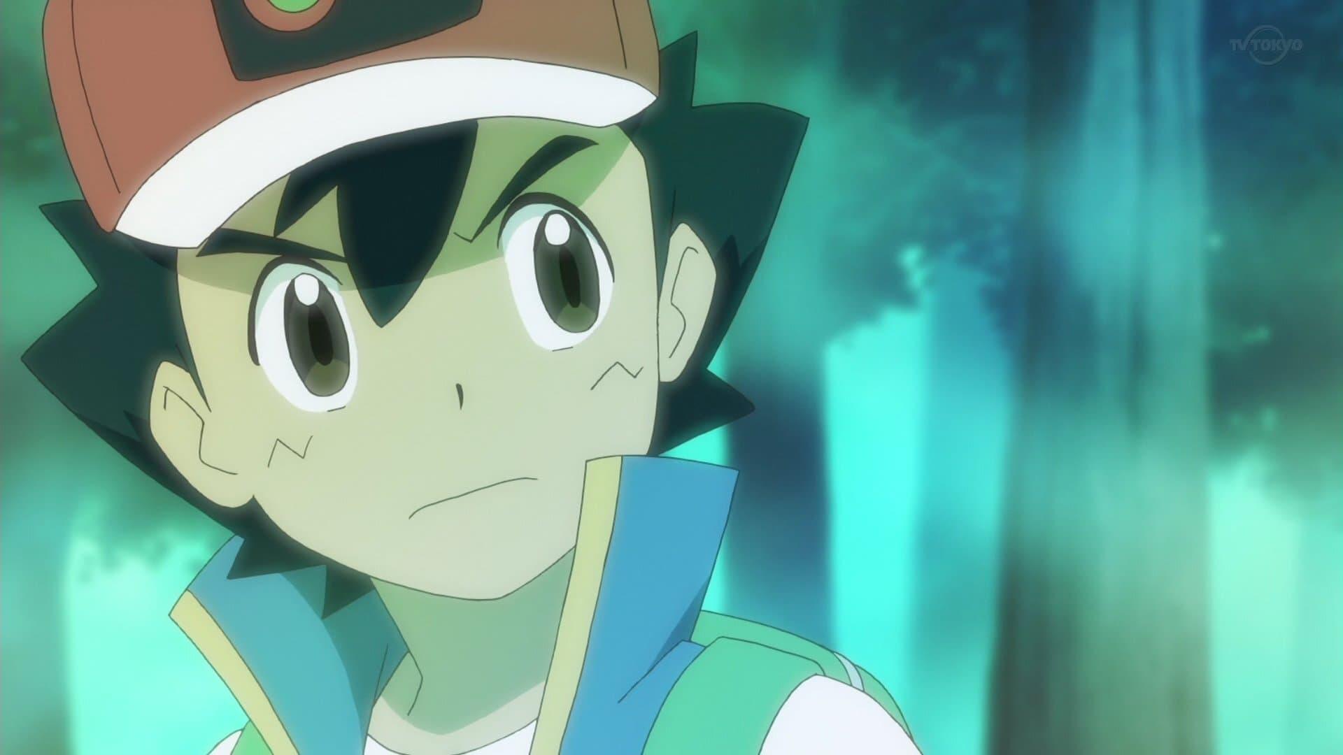 Pokémon Season 23 :Episode 42  Sword & Shield I: Slumbering Weald