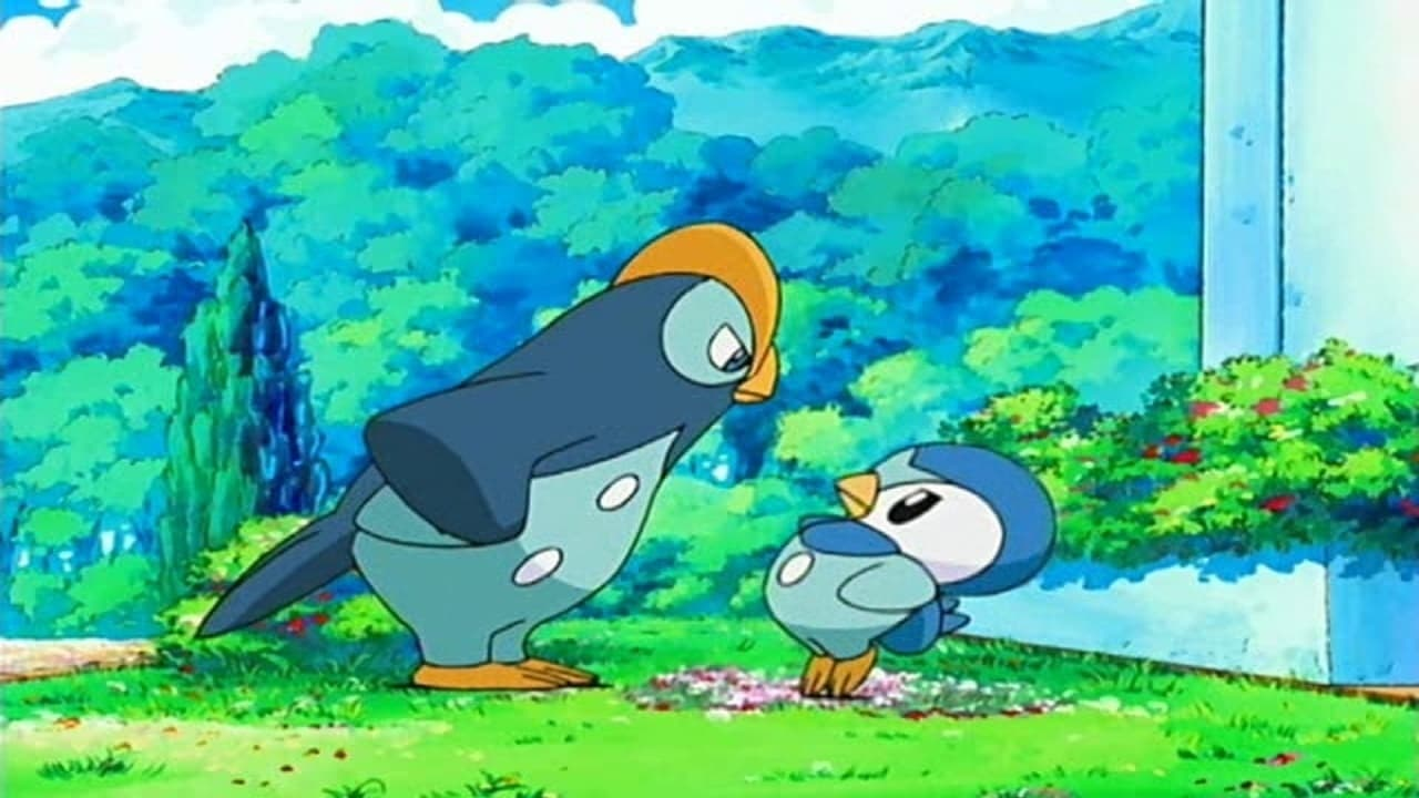 Pokémon Season 10 :Episode 26  Getting the Pre-Contest Titters!