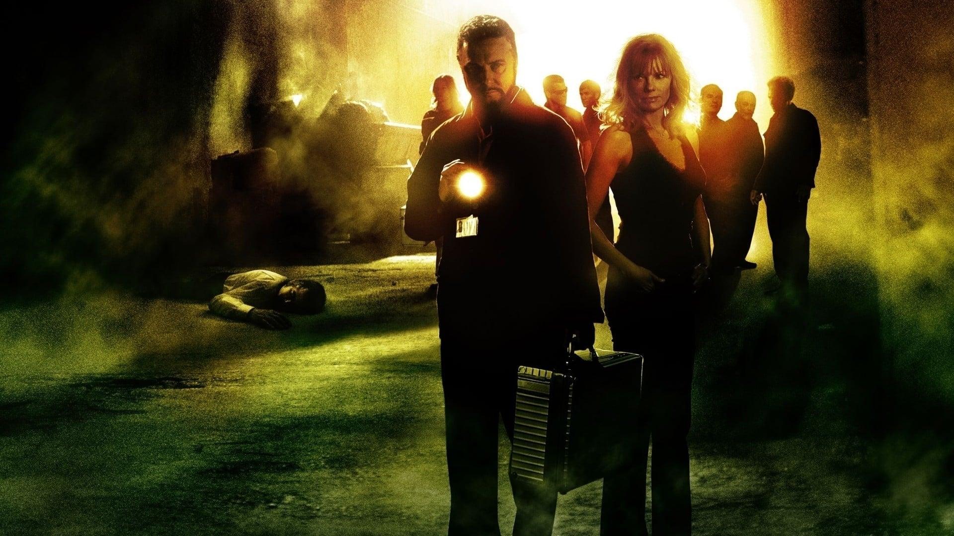CSI: Crime Scene Investigation Season 2