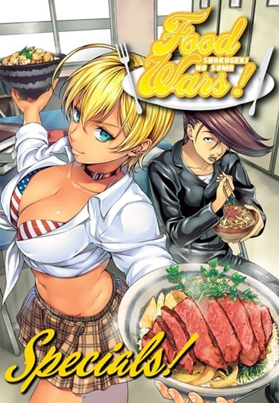 Food Wars! Shokugeki no Soma Season 0