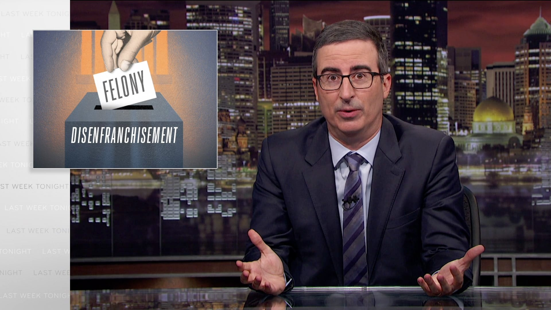Last Week Tonight with John Oliver • S05E22