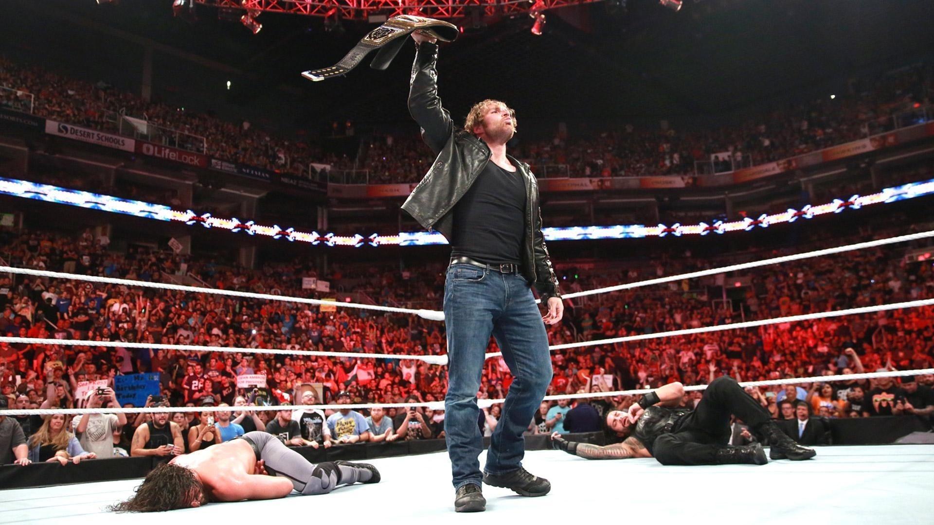 WWE Raw Season 24 :Episode 25  June 20, 2016 (Phoenix, AZ)