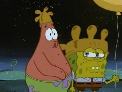 SpongeBob SquarePants Season 1 :Episode 35  Rock Bottom