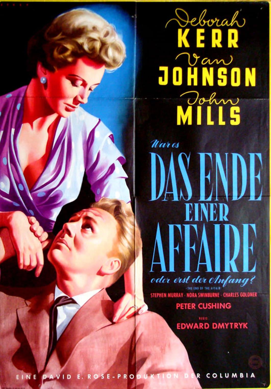 Das Ende einer Affaire (1955) Ganzer Film Deutsch