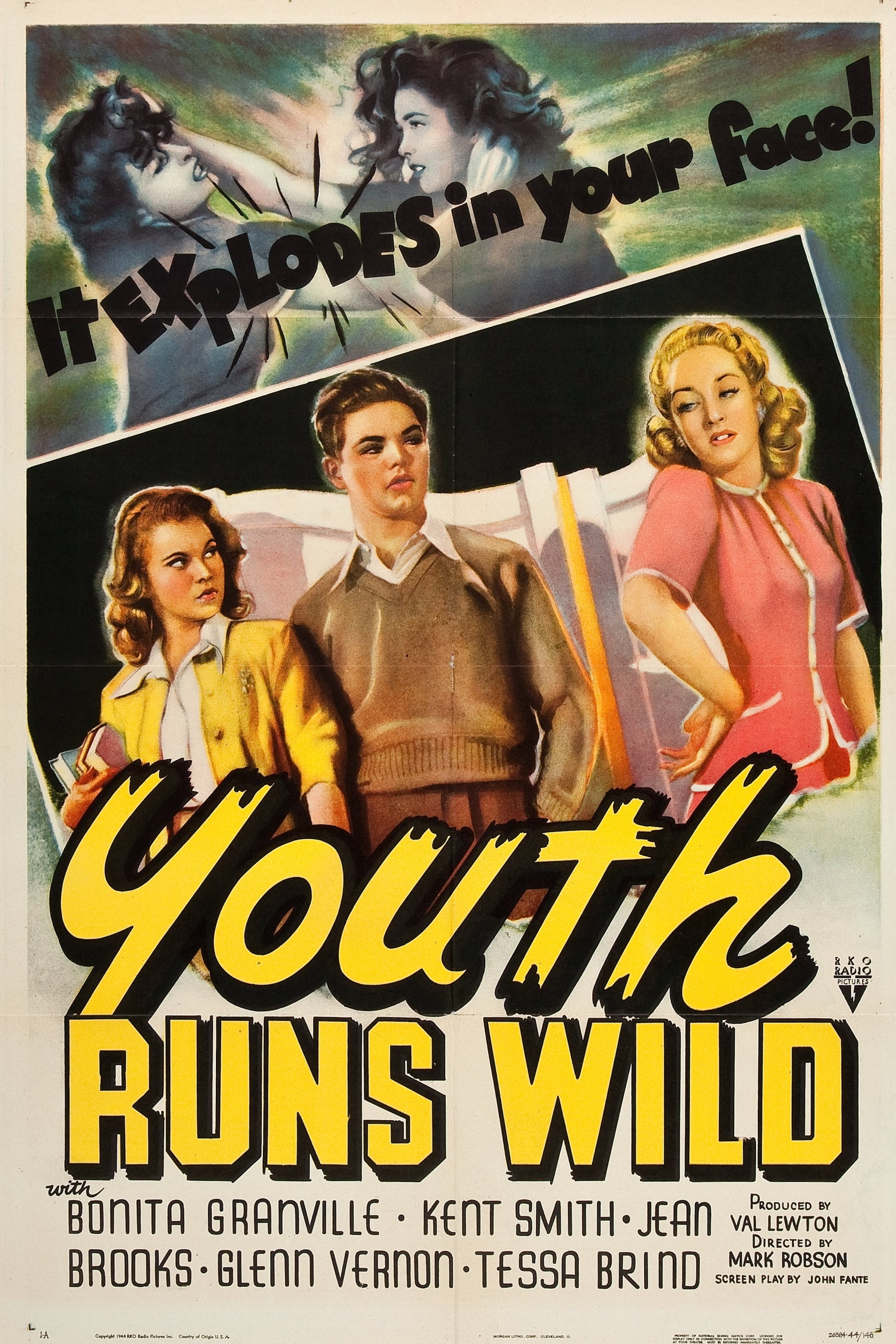 image for Youth Runs Wild