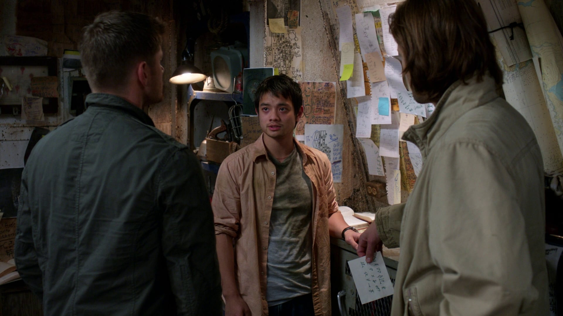 Supernatural Season 8 :Episode 14  Ein Licht am Ende des Tunnels