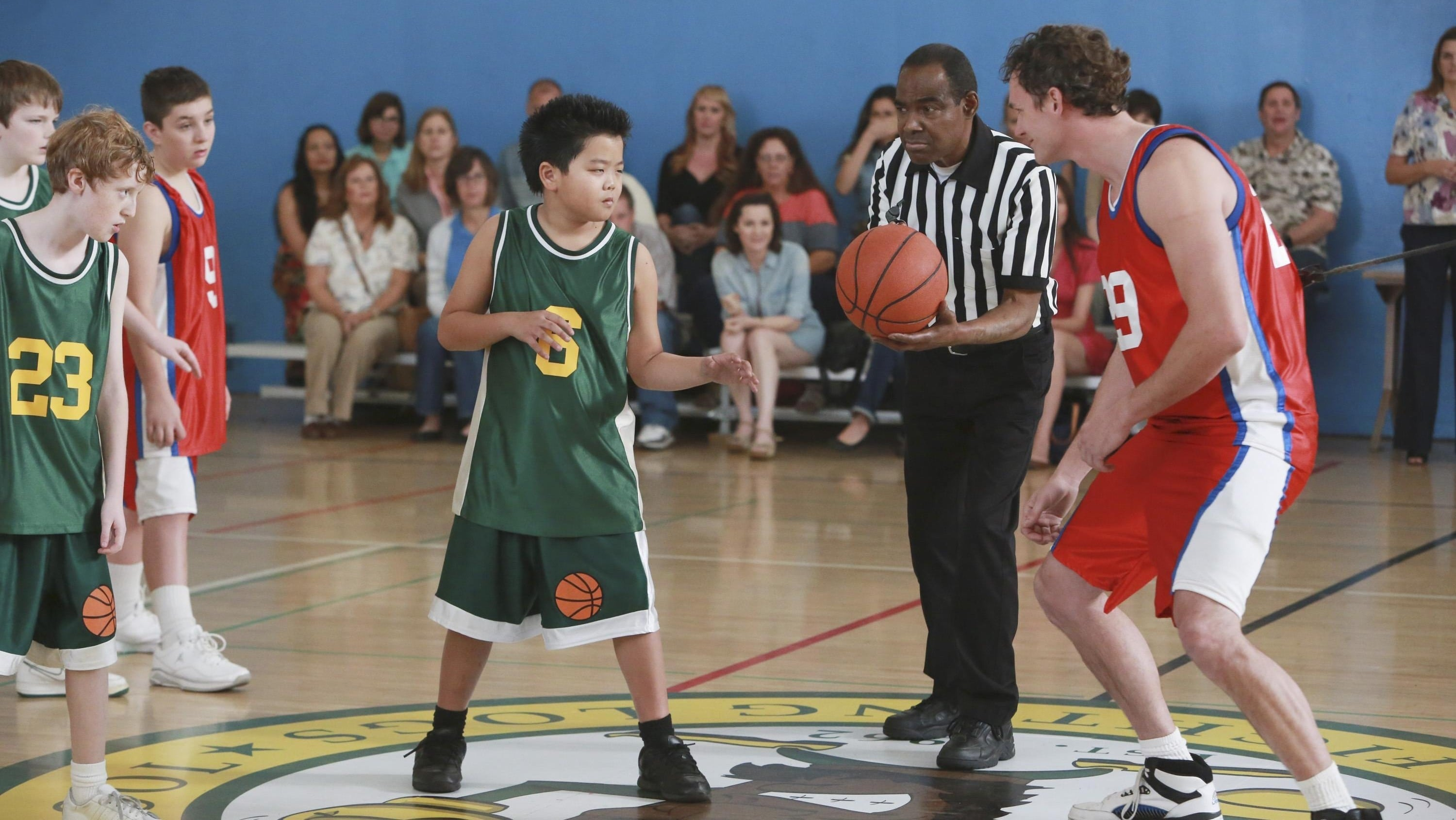Fresh Off the Boat Season 1 :Episode 12  Dribbling Tiger, Bounce Pass Dragon