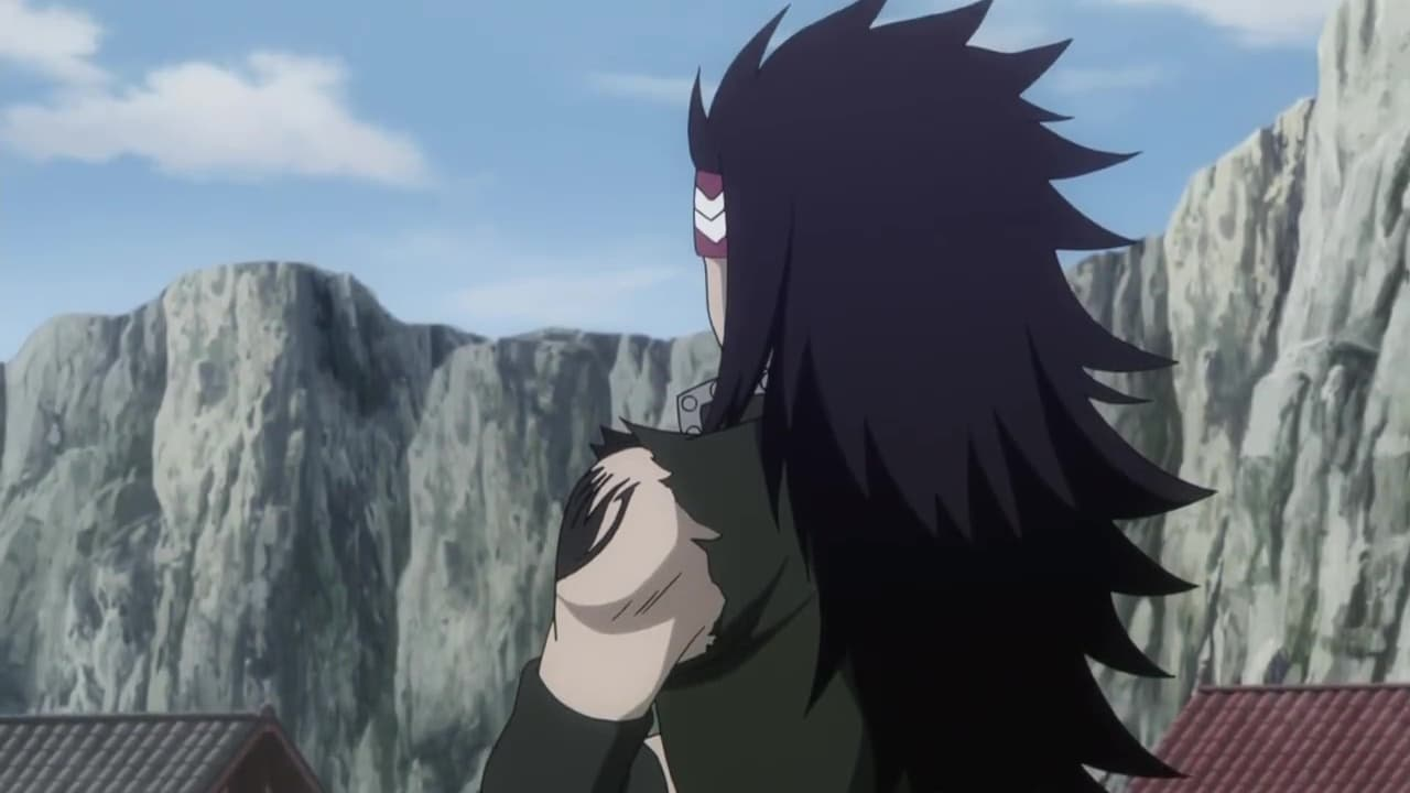 Fairy Tail Season 6 :Episode 29  Tartaros Chapter - Steel