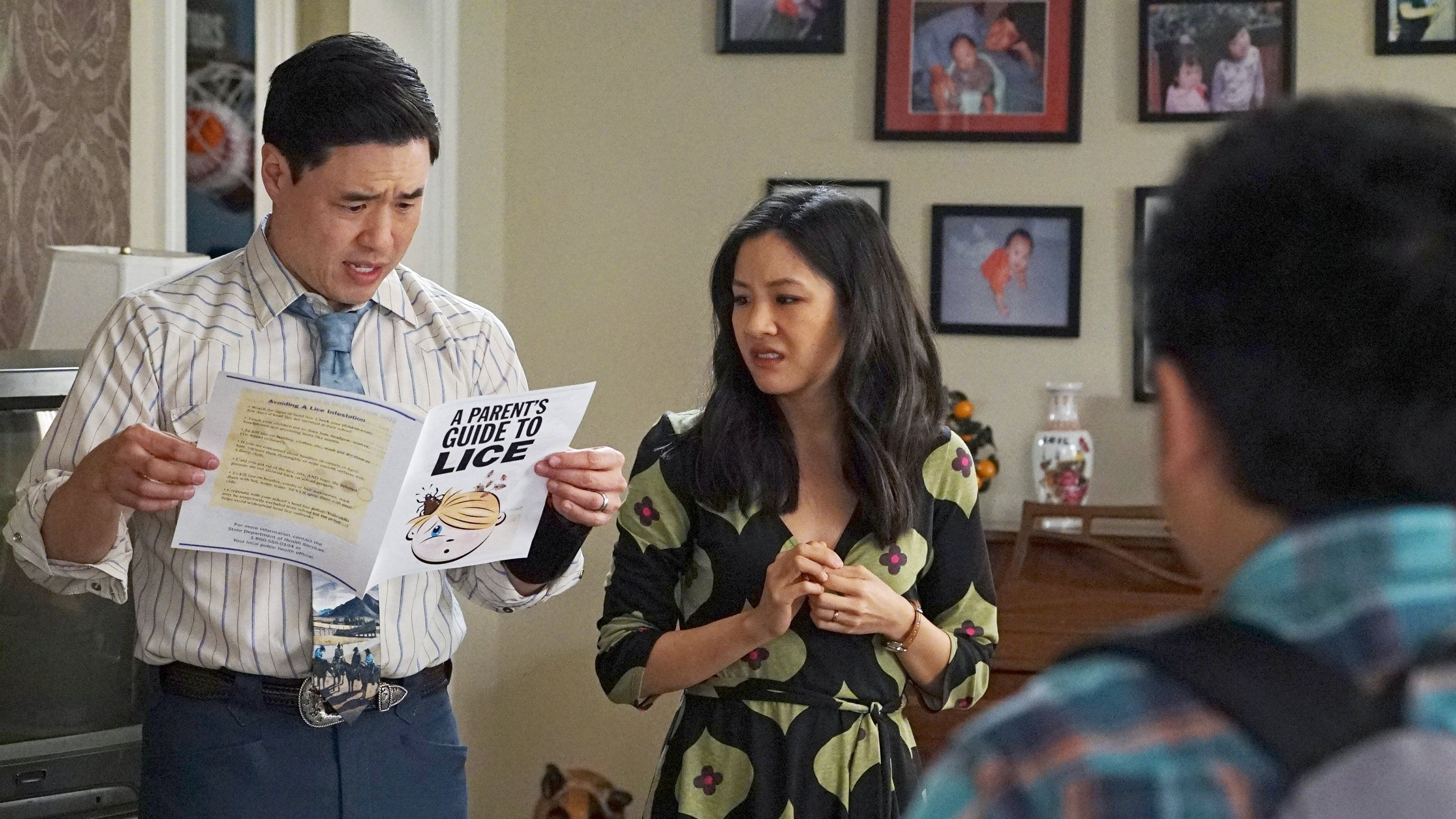 Fresh Off the Boat Season 2 :Episode 18  Week In Review