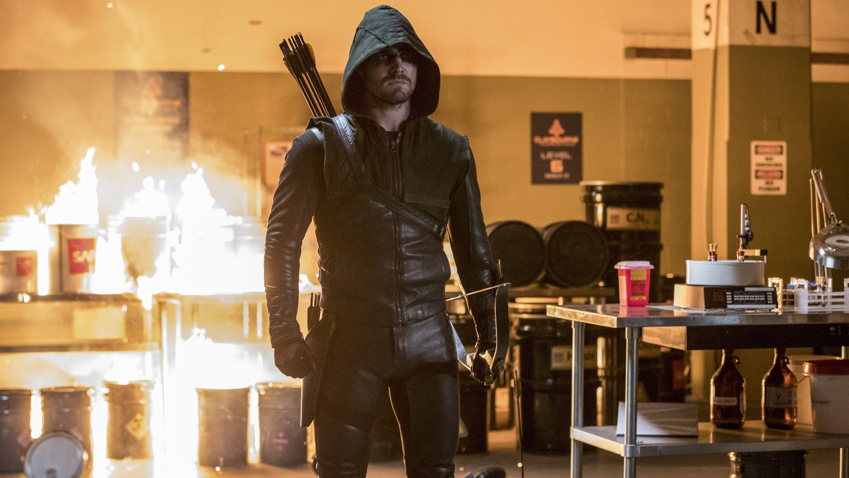 Arrow Season 5 :Episode 9  Wunden der Vergangenheit