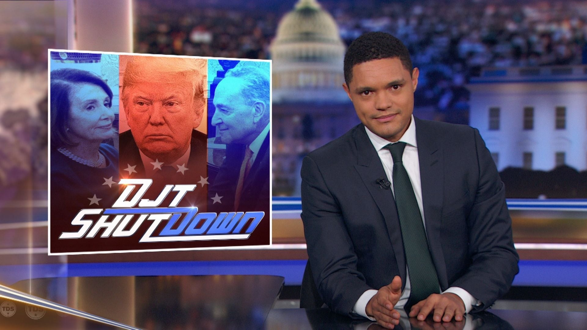 The Daily Show with Trevor Noah Season 24 :Episode 33  Meek Mill
