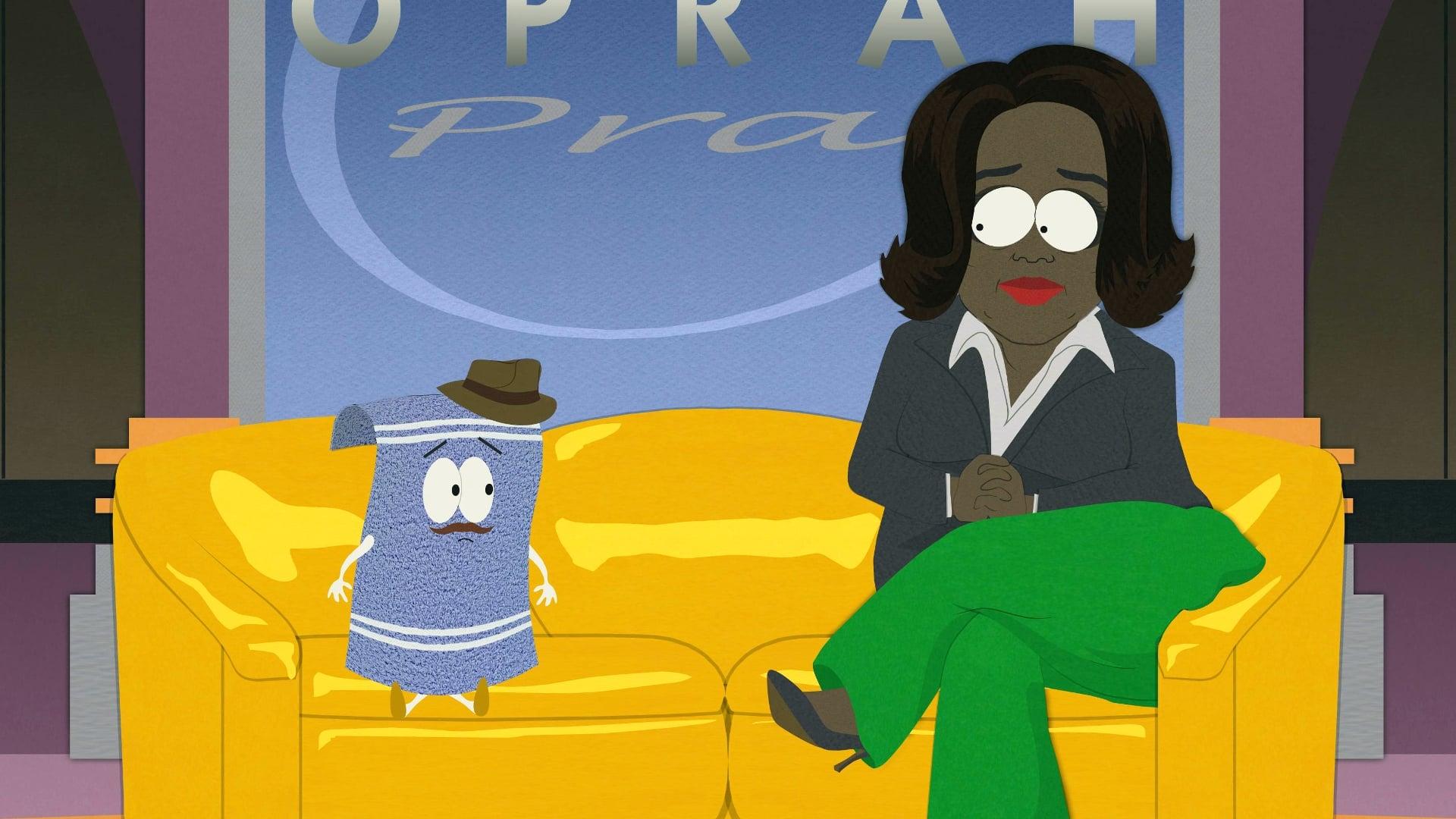 South Park Season 10 :Episode 5  A Million Little Fibers