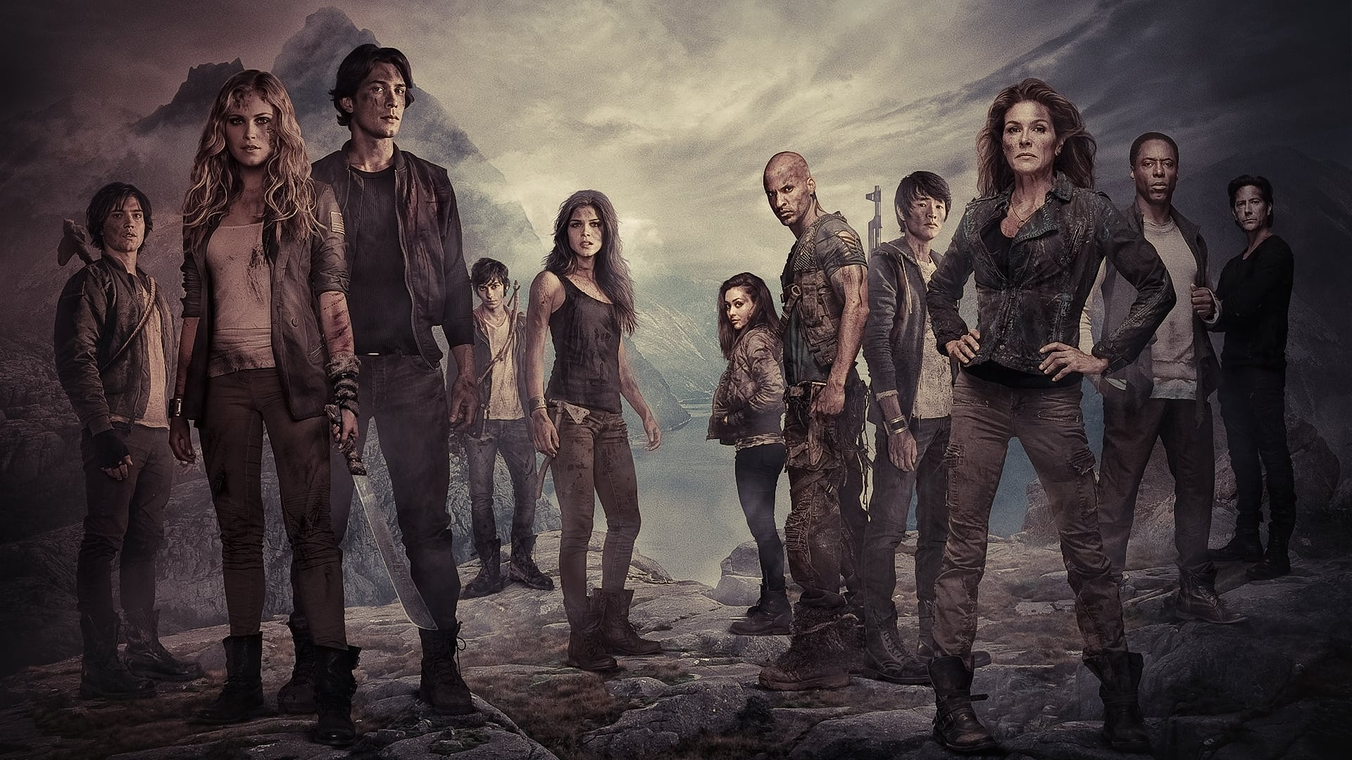 The 100 Season 2 Episode 13 : Resurrection