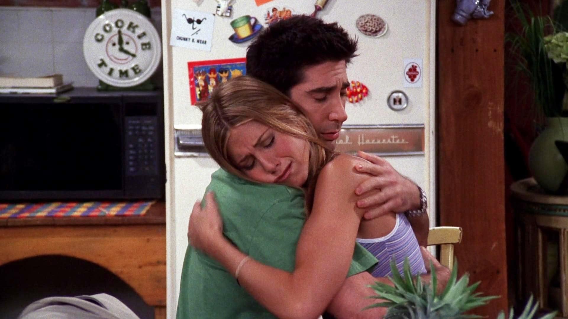 Friends Season 6 :Episode 2  The One Where Ross Hugs Rachel