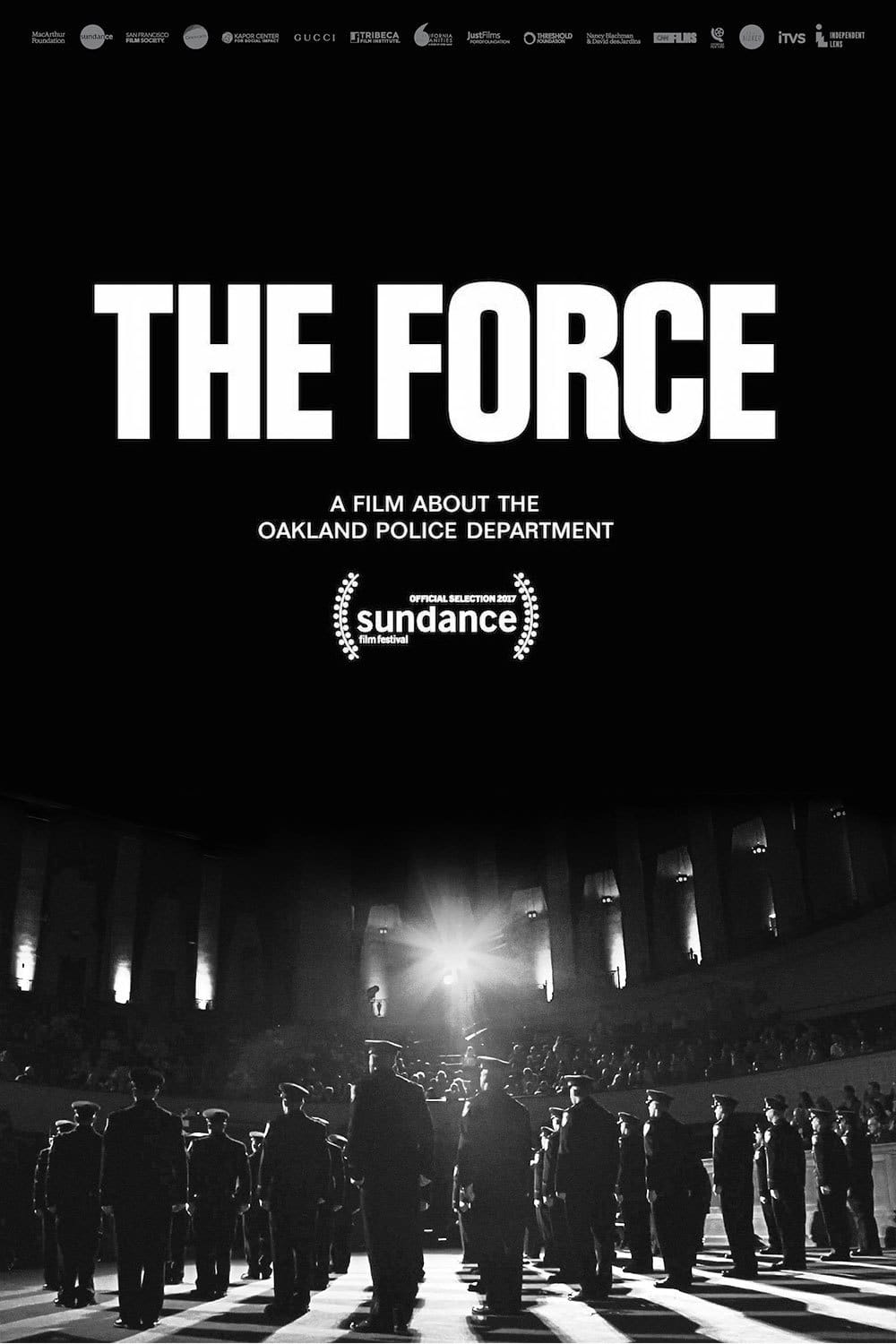 Póster The Force