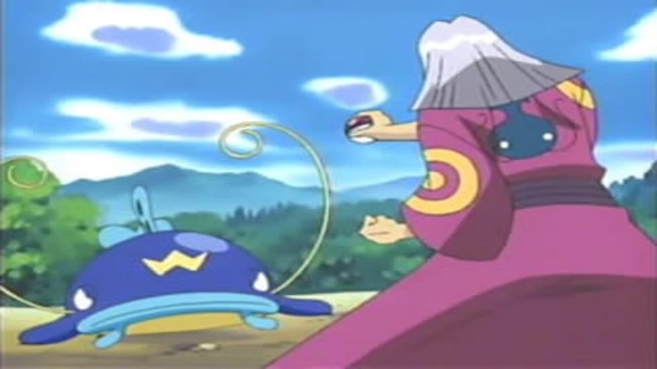 Pokémon Season 7 :Episode 35  Whiscash and Ash