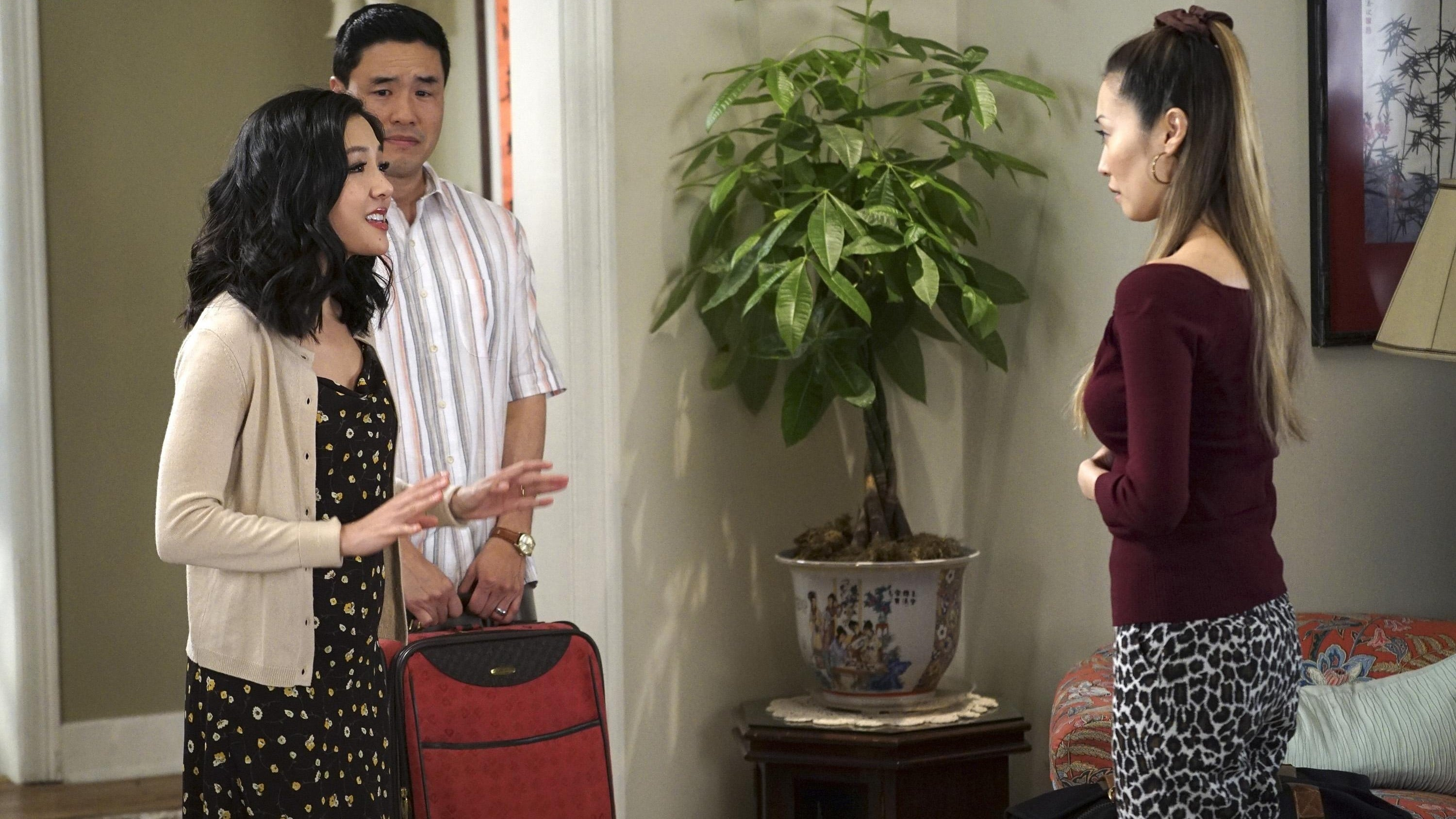 Fresh Off the Boat Season 3 :Episode 12  Sisters Without Subtext