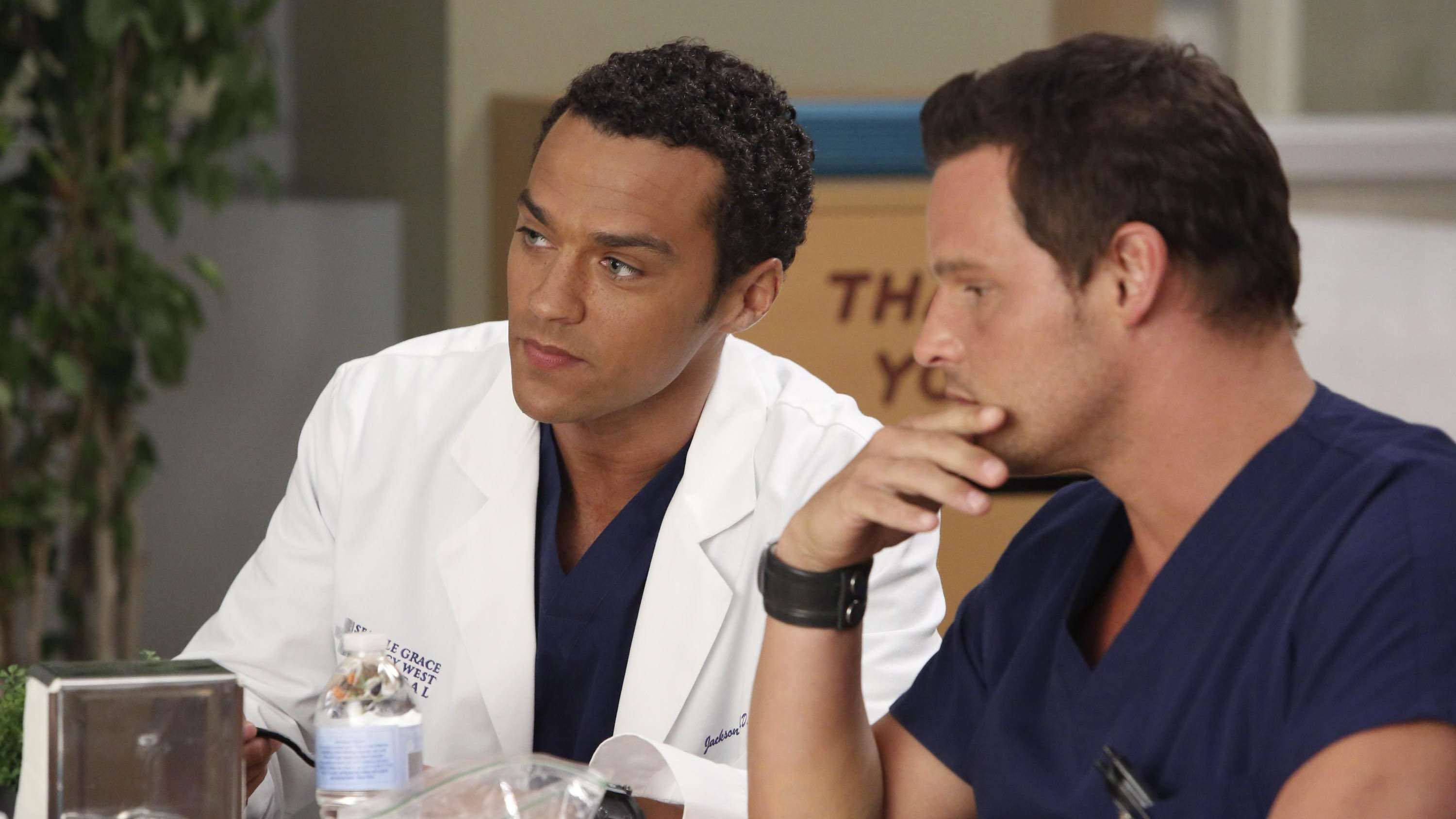Grey's Anatomy Season 9 :Episode 1  Going Going Gone