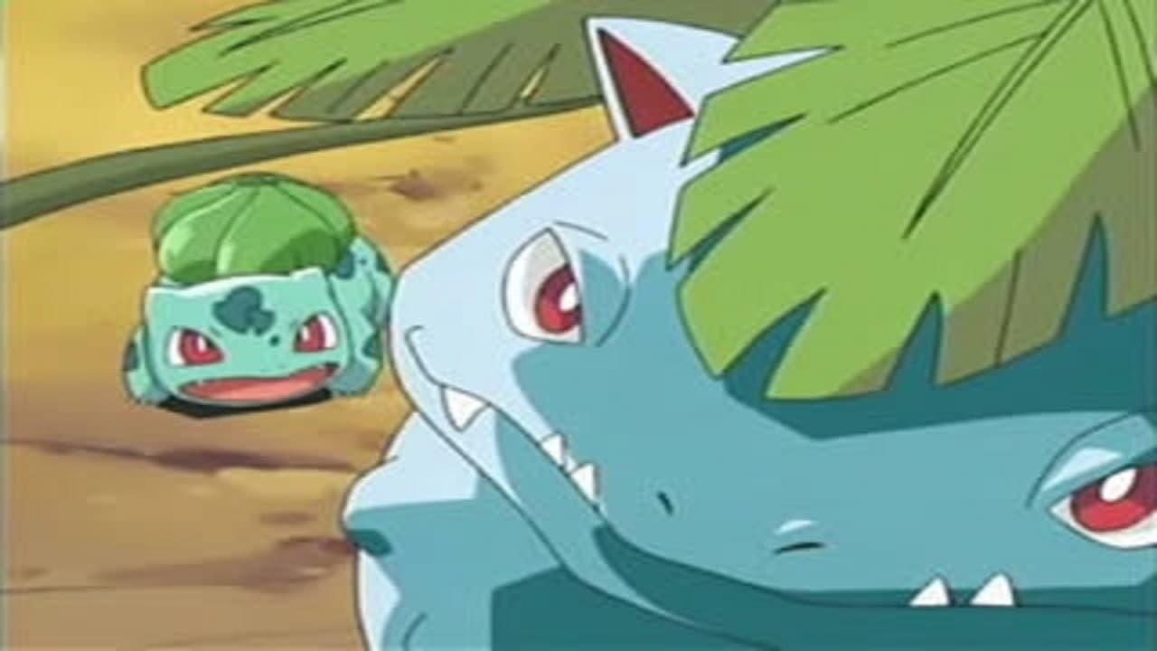 Pokémon Season 7 :Episode 33  Grass Hysteria!