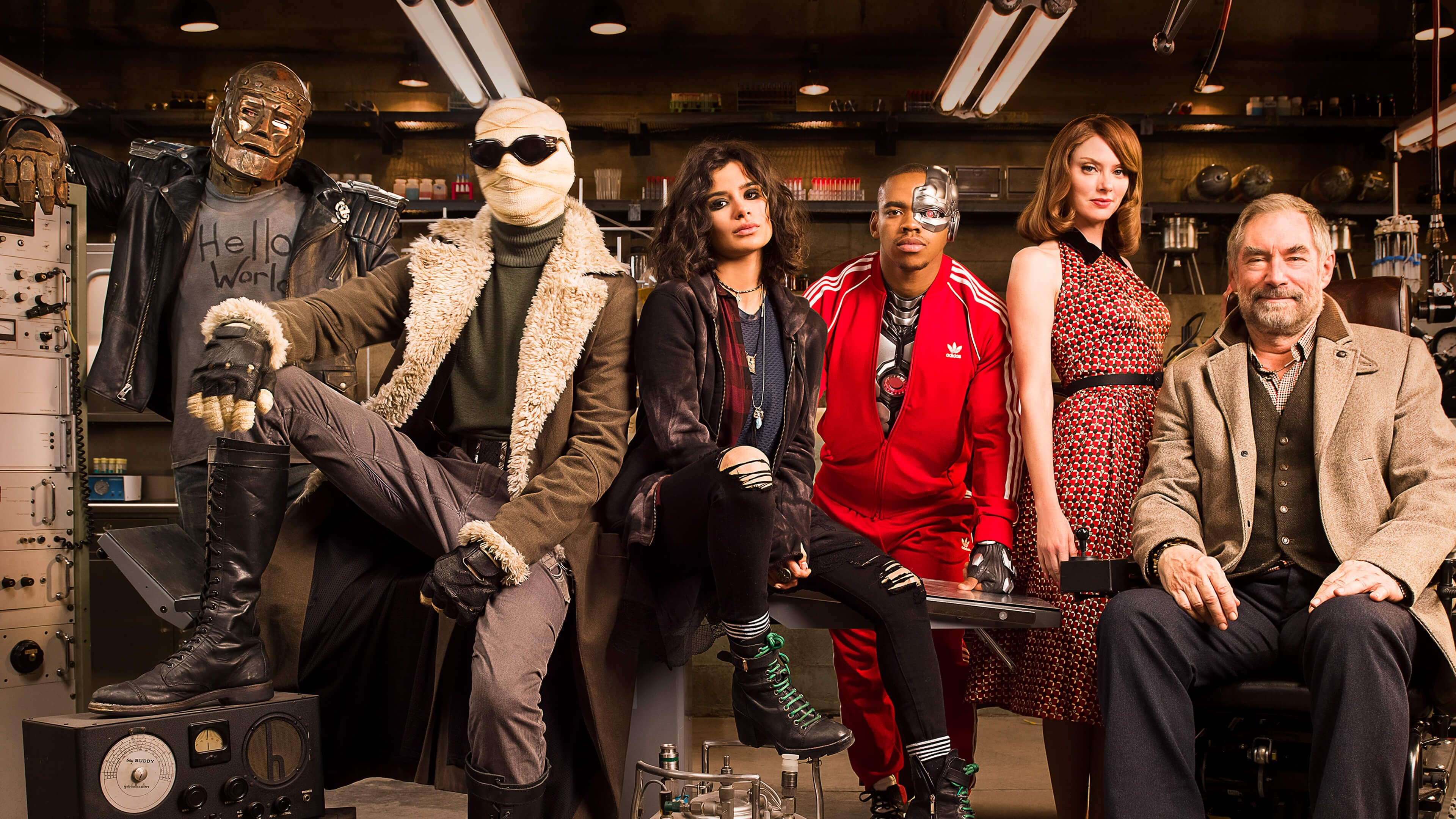 Doom Patrol - Season 1