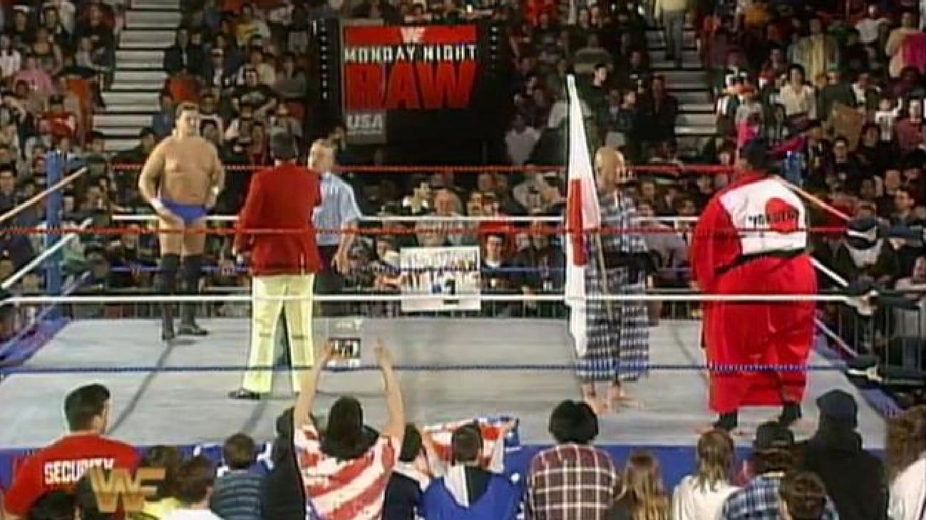 WWE Raw Season 2 :Episode 12  RAW 57