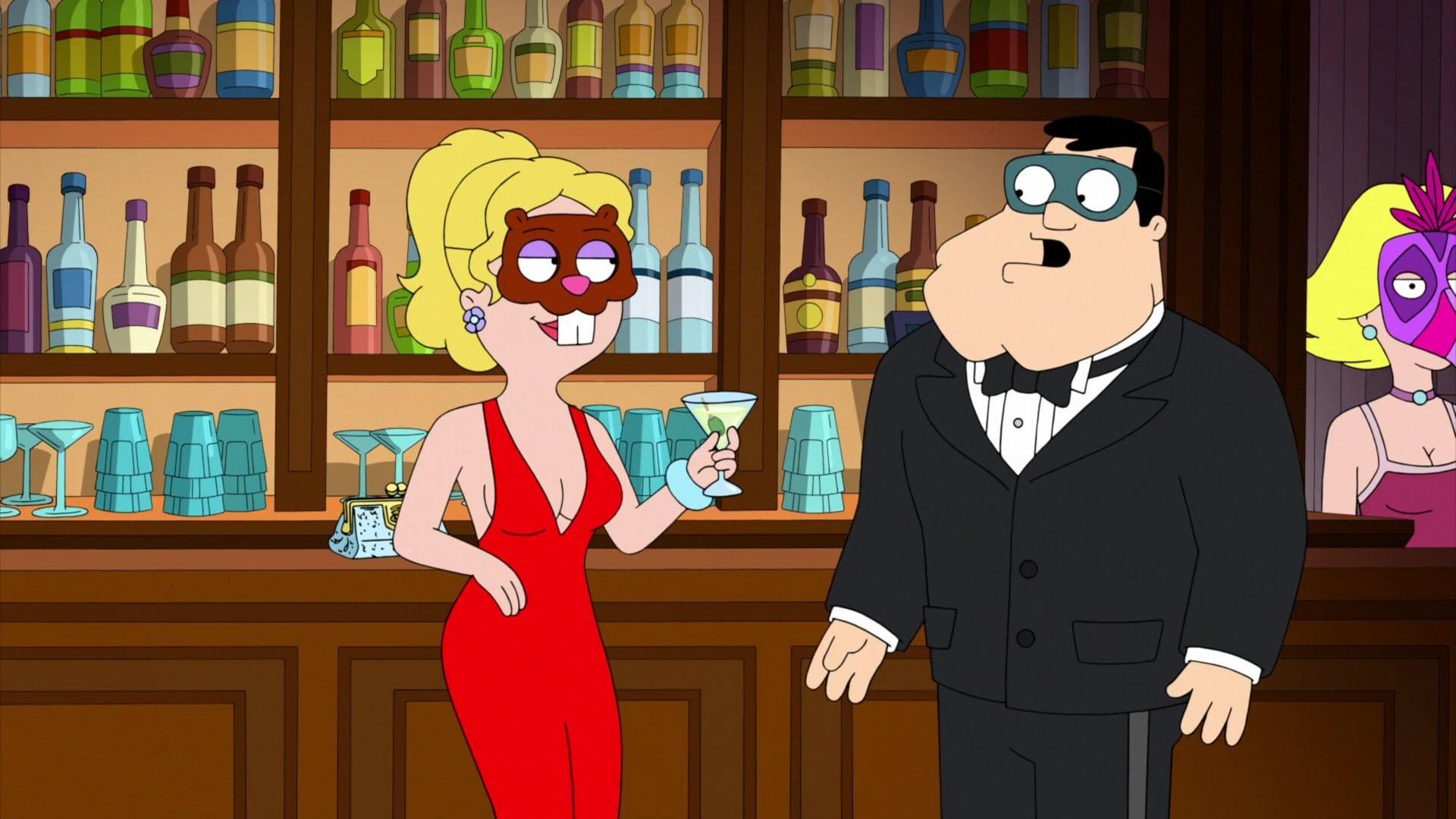 American Dad! Season 14 :Episode 11  Casino Normale
