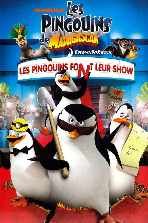 film les pingouins de madagascar vol 1 les pingouins font leur show 2010 en streaming vf. Black Bedroom Furniture Sets. Home Design Ideas