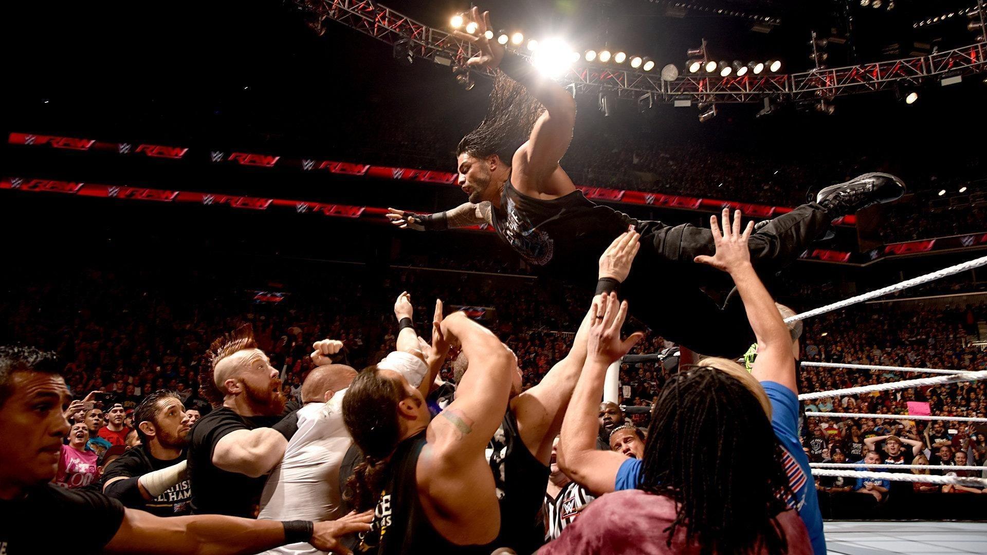 WWE Raw Season 24 :Episode 13  March 28, 2016 (Brooklyn, NY)