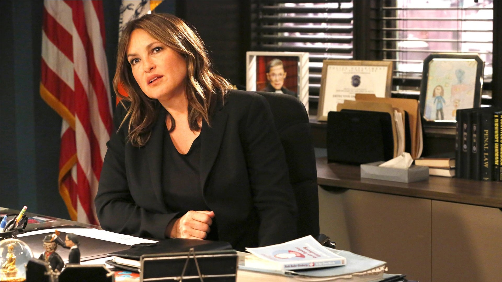 Law & Order: Special Victims Unit Season 20 :Episode 21  Exchange