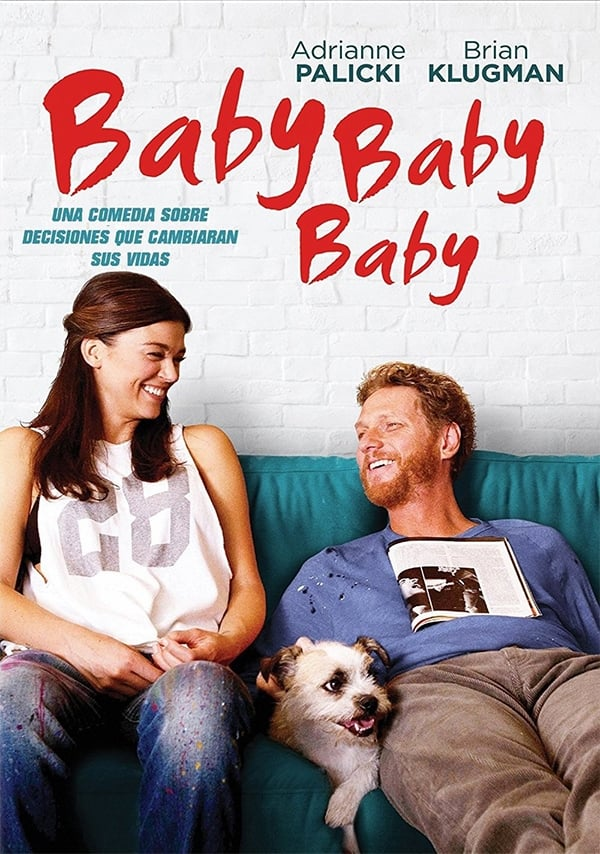 Póster Baby, Baby, Baby