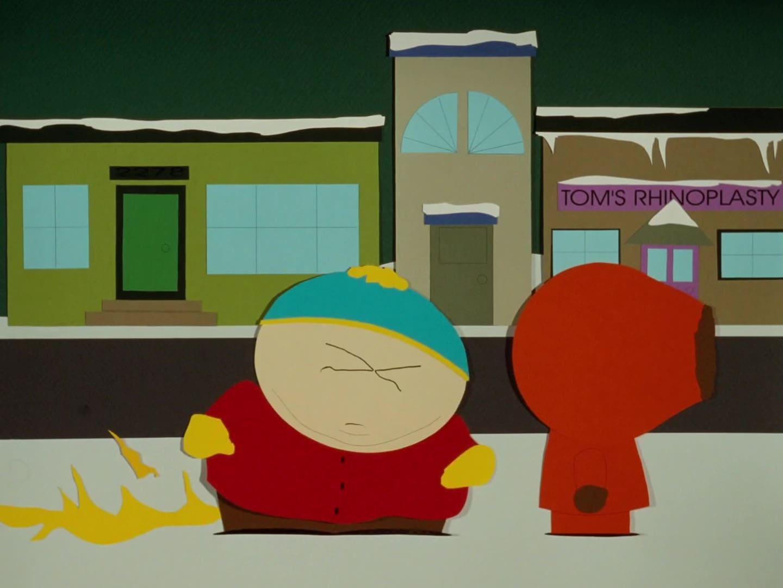 South Park Season 1 :Episode 1  Cartman Gets an Anal Probe