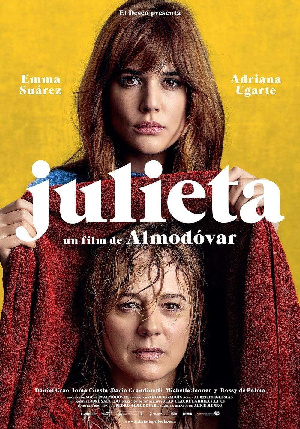 Póster Julieta
