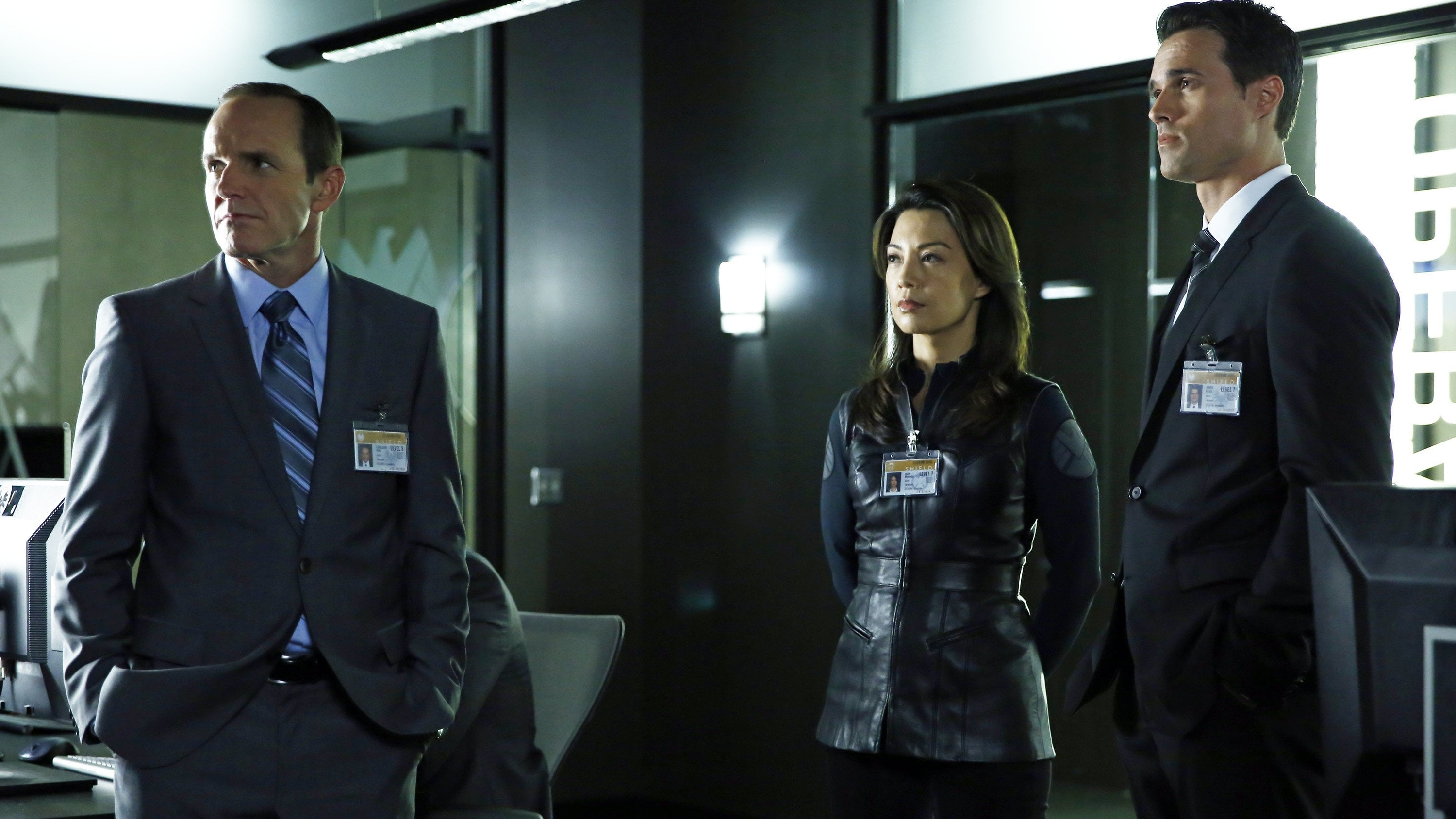 Marvel's Agents of S.H.I.E.L.D. Season 1 :Episode 7  Der Hub